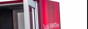 SMARTbox – Privacy op kantoor